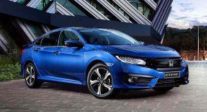 New Honda Civic 2018