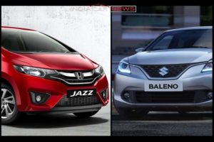 New Honda Jazz 2018 Vs Maruti Baleno