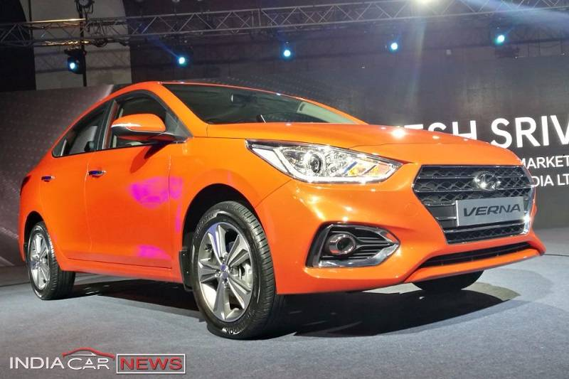 New Hyundai Verna Launched In India
