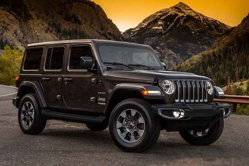 New Jeep Wrangler 2018 India Price List Mileage Review Pics Video