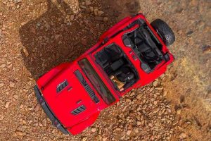 New Jeep Wrangler 2018 Specifications