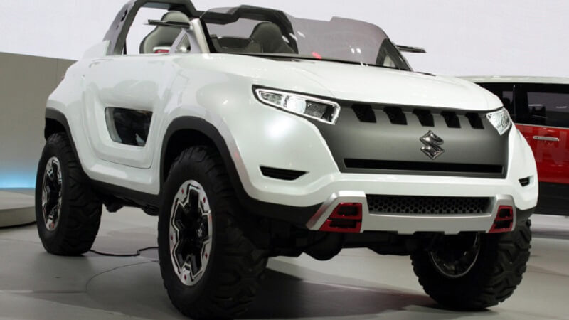 New Maruti Gypsy 2018 Speculative