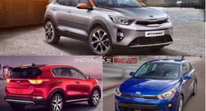 Upcoming Kia Cars In India
