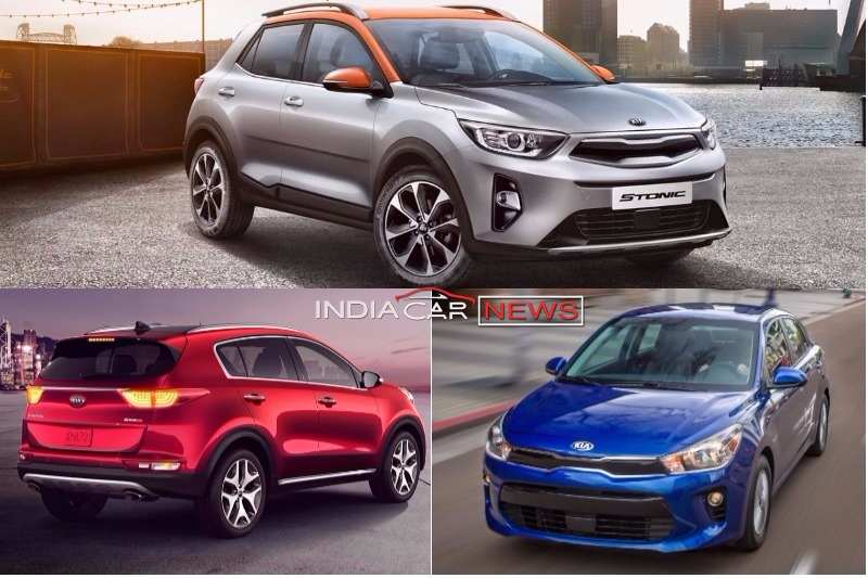 Upcoming Kia Cars In India