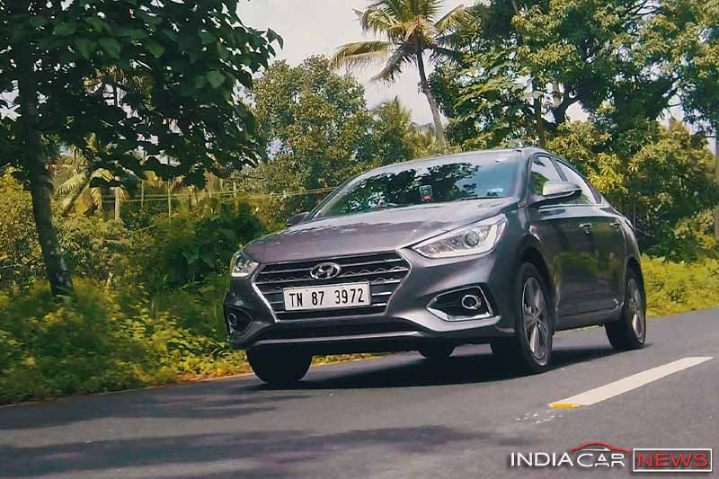 Hyundai Verna 2018 Performance