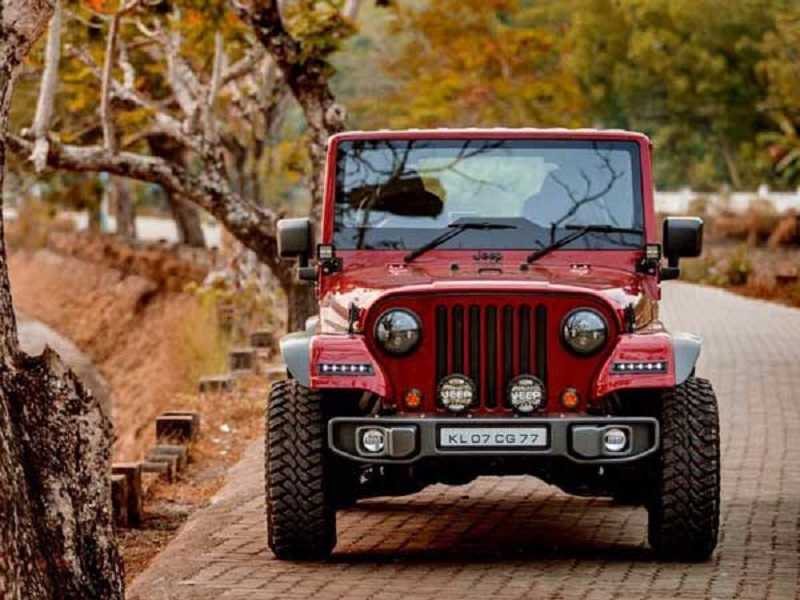 Top 5 Best Modified Mahindra Thar Pictures Amp Details