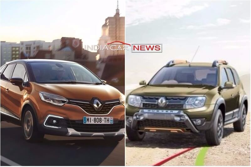 Renault Captur Vs Renault Duster