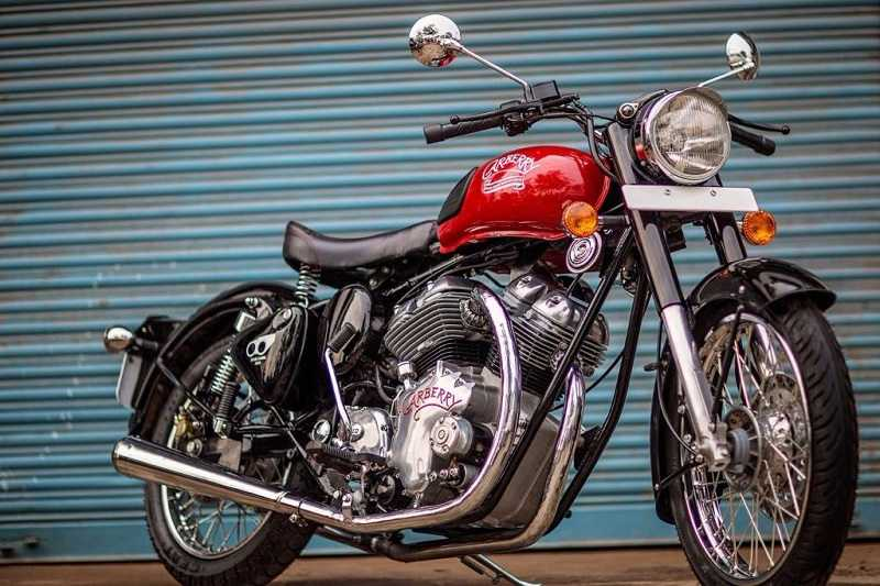 Royal Enfield 1000cc Bike Revealed