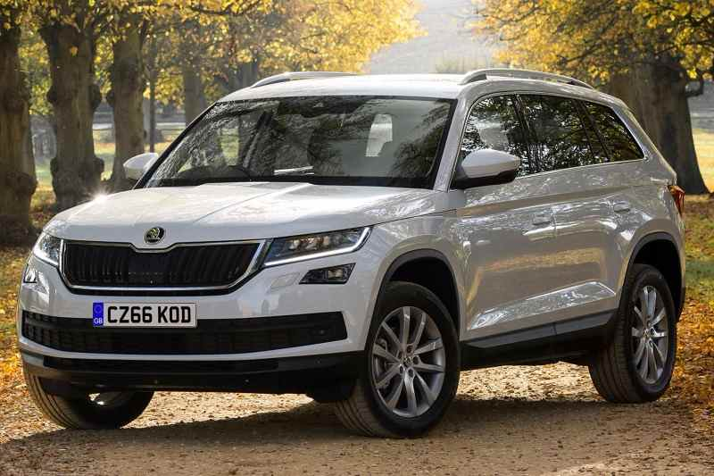 skoda to reveal kodiaq suv octavia rs details in august. Black Bedroom Furniture Sets. Home Design Ideas
