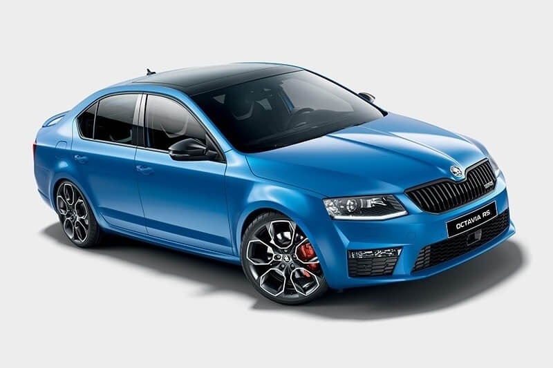 2017 Skoda Octavia Rs Price In India Specifications Features Interior
