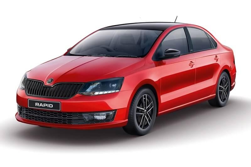 Skoda Rapid Monte Carlo India price