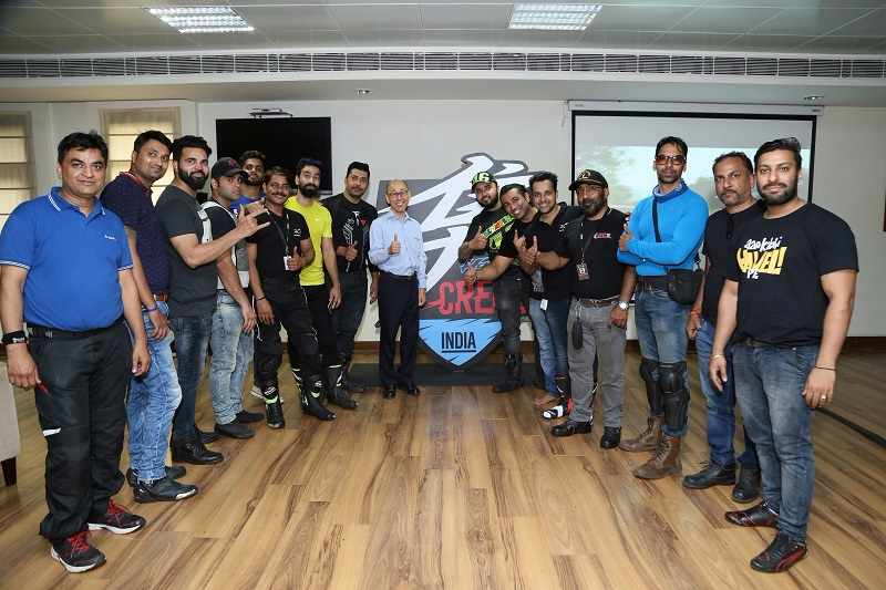 Suzuki Hayabusa Creed Launched