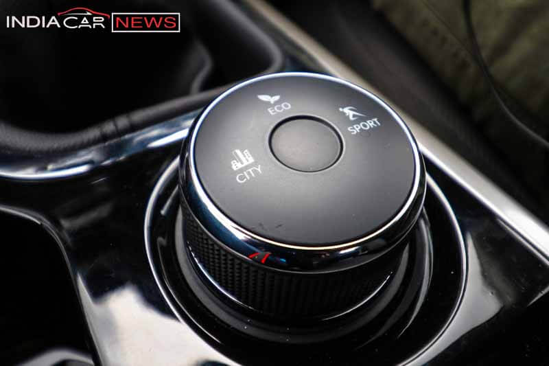 Tata Nexon Driving Mode