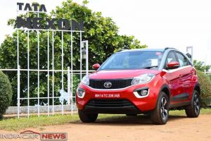Tata Nexon Handling Review