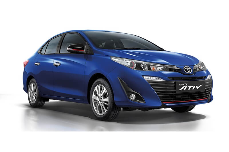 Toyota Yaris ATIV Unveiled | Specs, Images & Details
