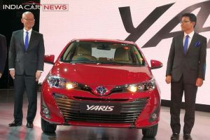 Toyota Yaris India Features
