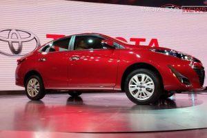 Toyota Yaris Price in India