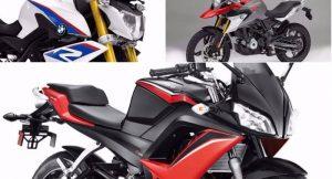 Upcoming 200cc 300cc bikes