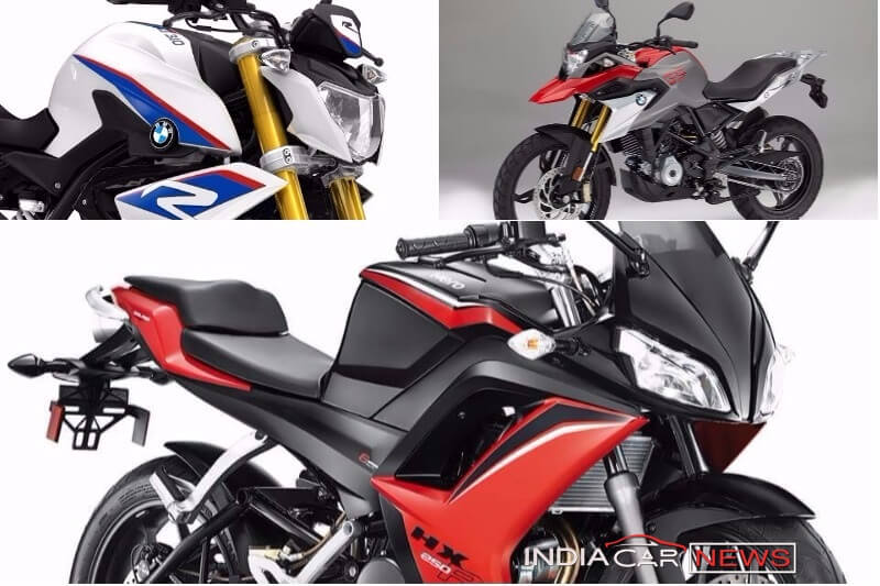 Upcoming 200cc 300cc Bikes India Car News