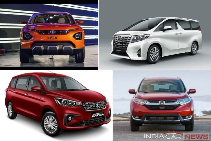 Upcoming 7 Seater Family Cars India (1)