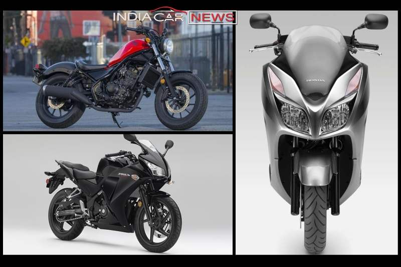upcoming honda bikes in india in 2018, 2019 complete listupcoming honda bikes scooters in india