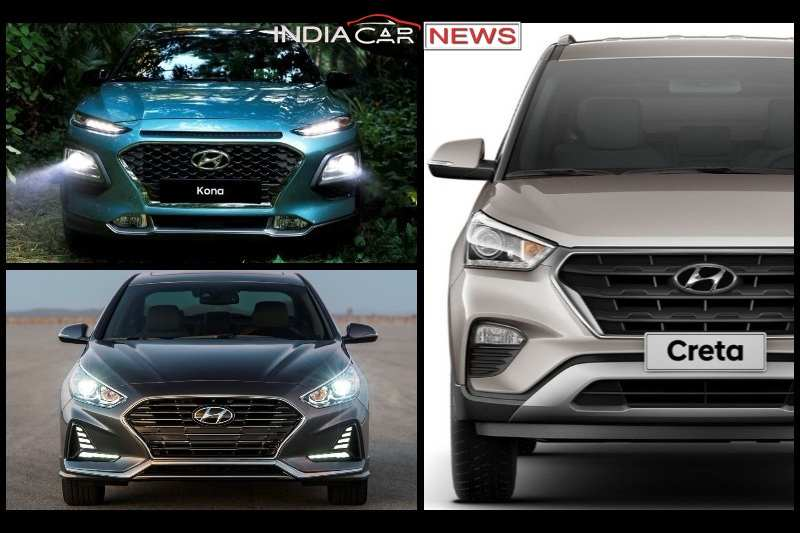 New Upcoming Hyundai Cars in India in 2018, 2019