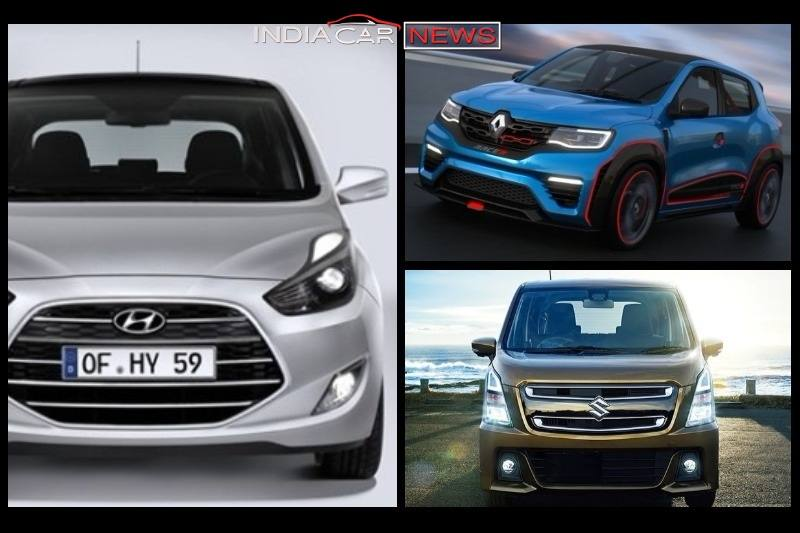 Upcoming Small Cars In India Under Rs 5 Lakh