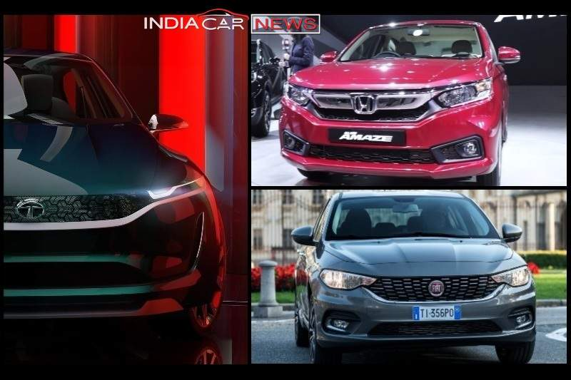 Upcoming sedan cars in India