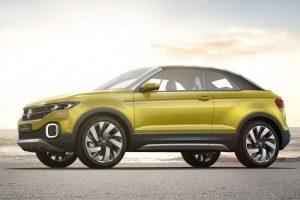 Volkswagen T-Cross Compact SUV Launch