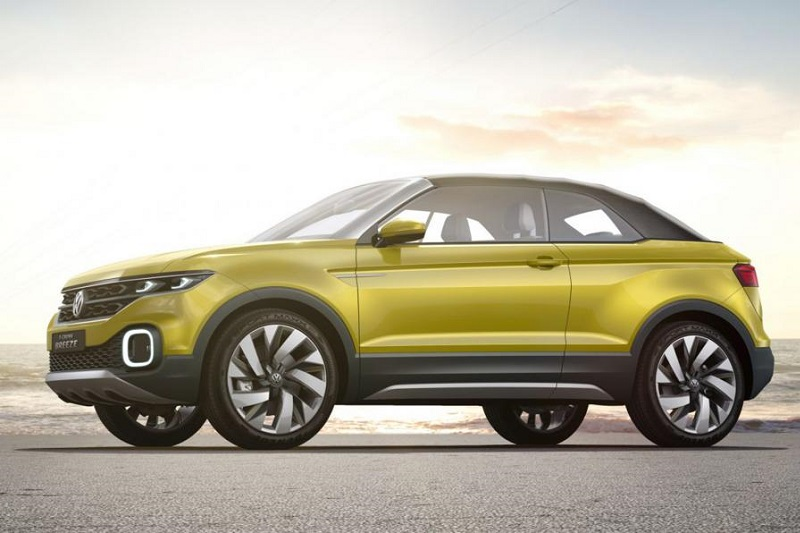 Upcoming Cars Under 15 lakhs - VW T-Cross