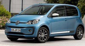 Volkswagen Up India Side Profile