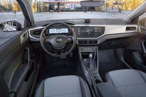 Volkswagen Virtus Revealed Interior