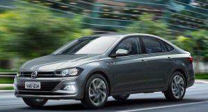 Volkswagen Virtus Revealed