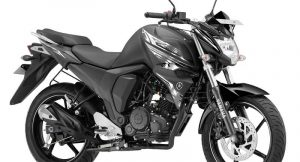 Yamaha FZ-S FI Dark Edition