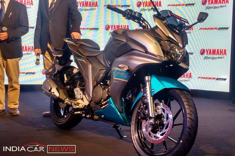 Yamaha Fazer 25 Fazer 250 Price Specifications Mileage Features