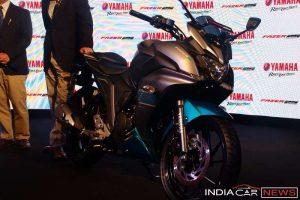Yamaha Fazer 25 engine