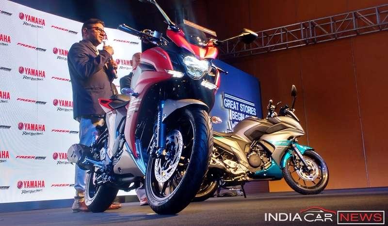 Yamaha Fazer 25 mileage
