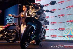 Yamaha Fazer 25 top speed