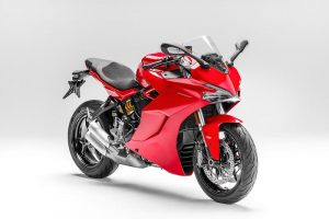 2017 Ducati SuperSport India front