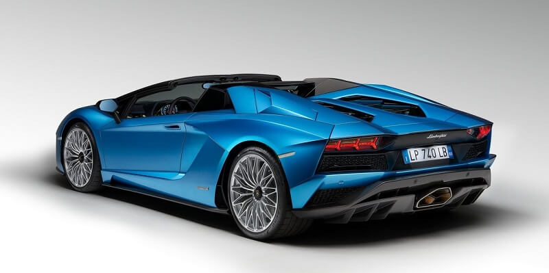 2018 Lamborghini Aventador S Roadster India Price Specs Features