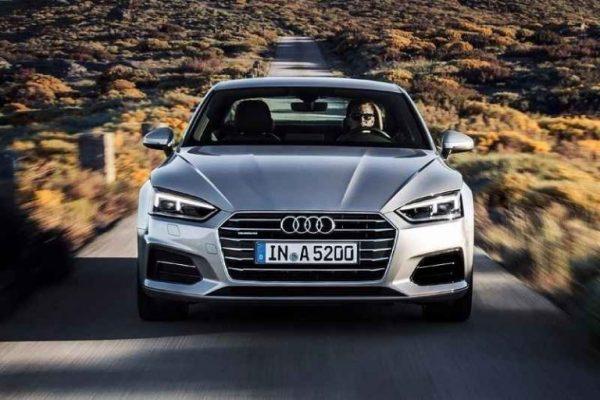 Audi A5 Coupe India