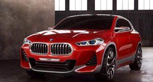 BMW X2 India Concept
