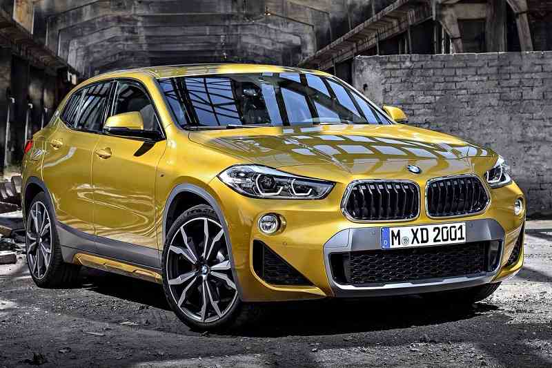 bmw x2 india price launch specifications images interior. Black Bedroom Furniture Sets. Home Design Ideas