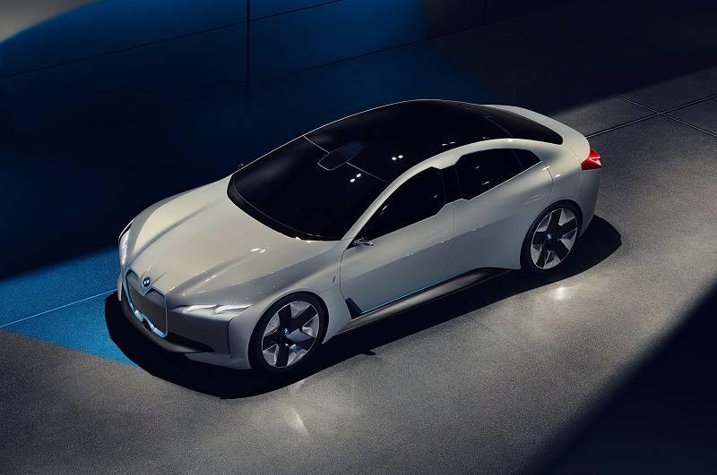 BMW i5 Electric Concept
