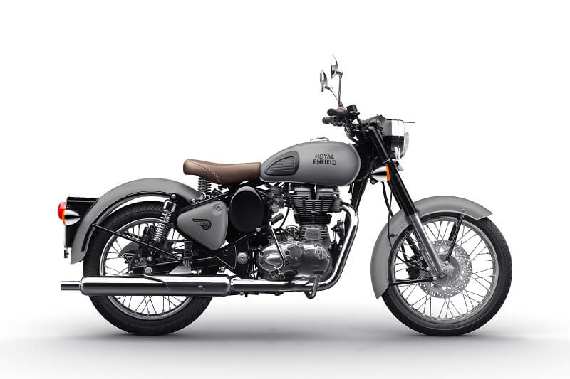 Royal Enfield Classic 350 Gun Metal Grey ABS