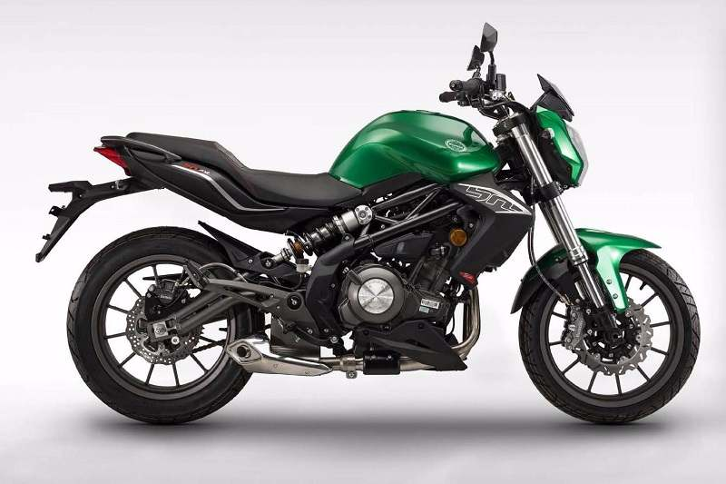 DSK Benelli TNT 300 ABS