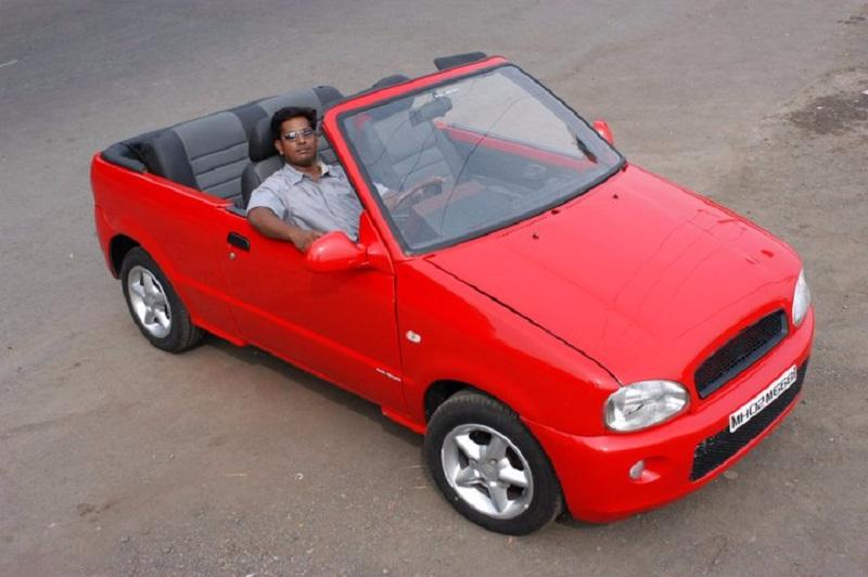 Best Modified Maruti 800