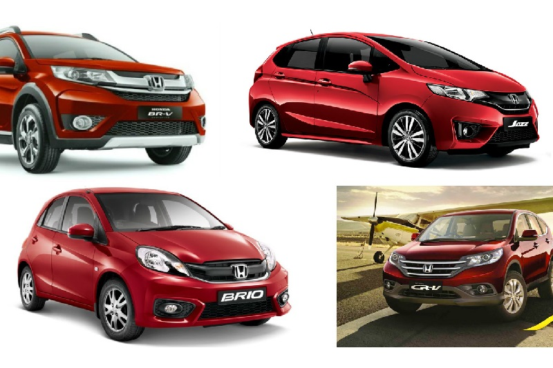 Discounts on Honda Cars