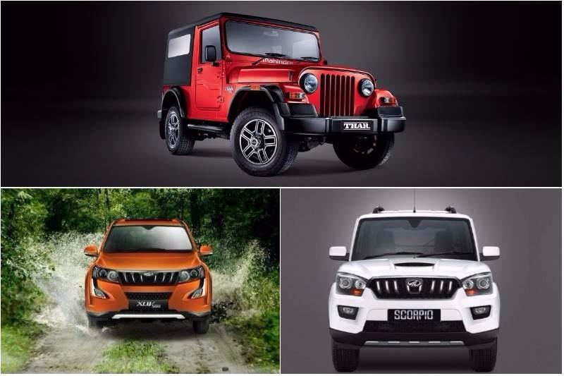 Diwali Discount On Mahindra Cars