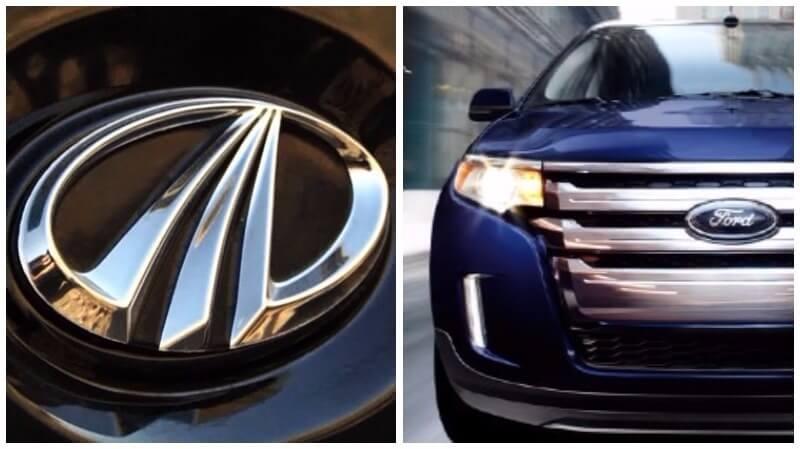 Ford Mahindra Partnership